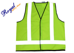 Industrial Reflective Safety Jacket